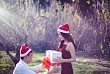 Ngỡ Ngàng Với Bộ Ảnh Cưới Noel Của Cặp Đôi Hà Thành Tại Mộc Châu
