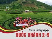 Tour Hà Nội - Mộc Châu Đang Giảm Giá Dip 2/9 - 2 Ngày 1 Đêm