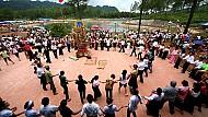 Chương Trình Lễ Hội Hết Chá 2014