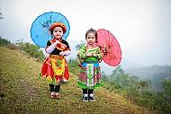 Đón tết độc lập 02/09 cùng người Mông tại Mộc Châu
