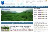 Giới thiệu về Trang Website Dulichmocchau.org