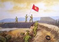 Hầm Đờ Cát ghi dấu ấn lịch sử của Điện Biên