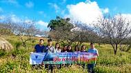 Hình Ảnh Đoàn Tour Mai Châu - Mộc Châu Khởi Hành 1-2/12/2018