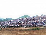 Lễ hội chọi trâu- Mộc Châu