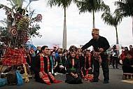 Lễ hội Xên lẩu của người Thái