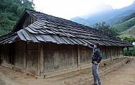 Mái nhà trăm tuổi ở Mộc Châu