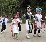 Một Số Hình Ảnh Về Ngày Hội 2-9 Ở Mộc Châu