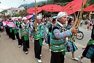 Ngày Hội Văn Hóa Các Dân Tộc Huyện Mộc Châu 2014