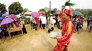 Nghi Thức Cầu Mưa Của Người Thái Ở Mộc Châu
