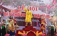Tỉnh Sơn La Lần Đầu Tổ Chức Lễ Hội Đền Thờ Vua Lê Thái Tông