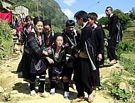 Tục Cướp Vợ Của Người Mông Trên Tây Bắc
