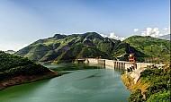 Vẻ đẹp hùng vĩ tại Thủy điện Sơn La