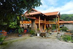 Khu Nhà Nghỉ Sinh Thái Mộc Châu