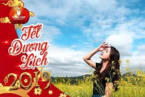 Tour HÀ NỘI - MAI CHÂU - MỘC CHÂU Giảm Giá Dịp TẾT DƯƠNG LỊCH 2019