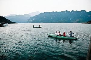 TOUR HÀ NỘI - THỦY ĐIỆN HÒA BÌNH - THUNG NAI - MAI CHÂU - 2 Ngày 1 Đêm