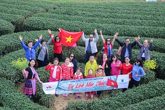 Tour Hà Nội - Mai Châu - Mộc Châu Mùa Mận Chín - 2 Ngày 1 Đêm