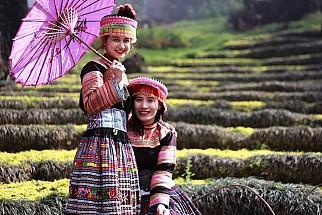 Tour Du Lịch Mộc Châu 3 Ngày 2 Đêm: Hà Nội - Bản H'mông - Mộc Châu
