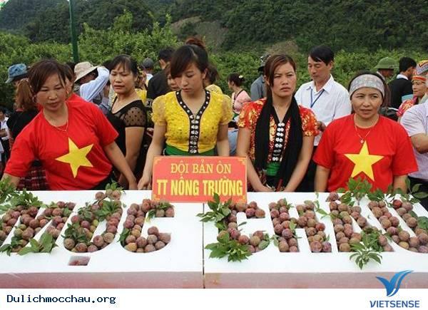 Lễ Hội Hái Mận Mộc Châu - Ảnh 2